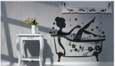 2014 banyo camı sticker Galerisi