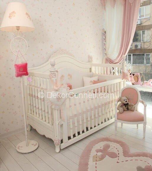 2014 bebek odası perdesi modelleri Resimleri