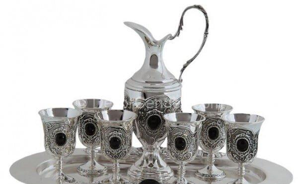 2014 gümüş ev aksesuarı Fotoları
