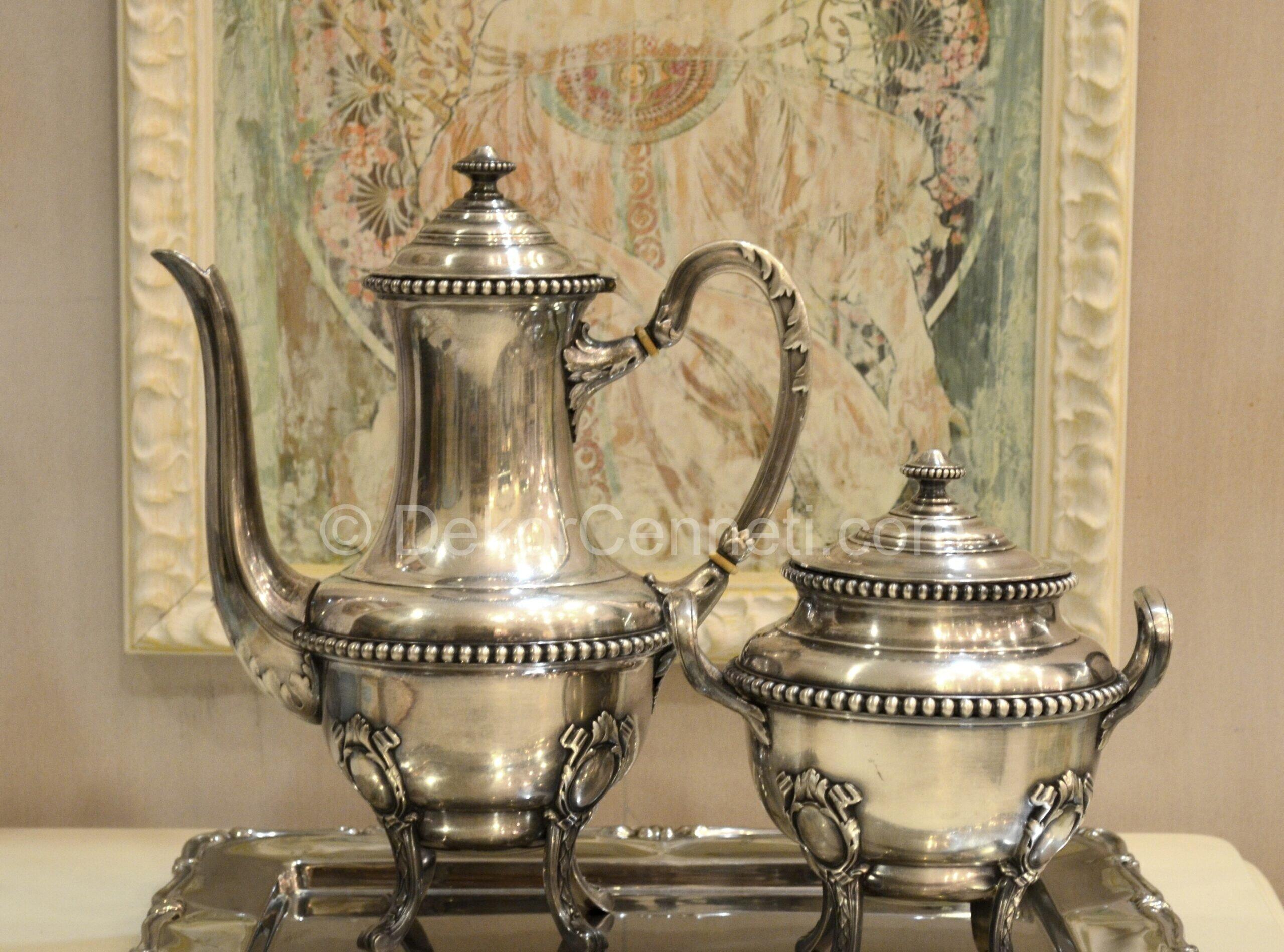 2014 gümüş ev aksesuarları Galeri