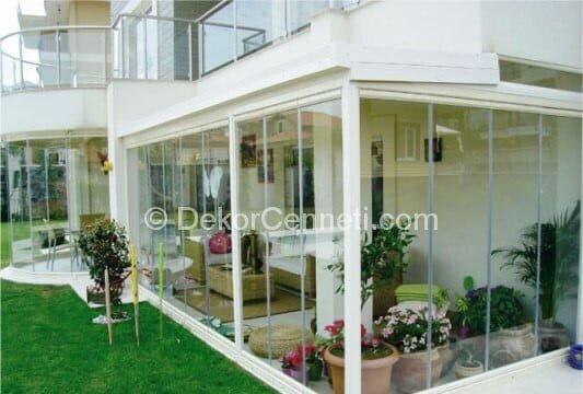 2014 kapalı cam balkon sistemleri fiyatları Fotoğrafları