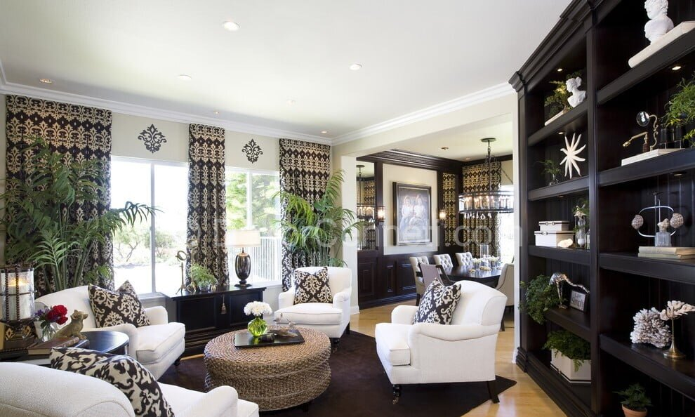 2014 oturma odası dekorasyonu Modelleri