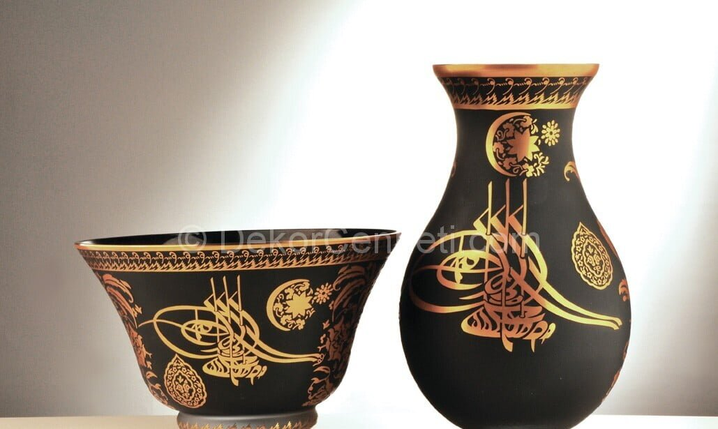 2014 seramik vazo boyama teknikleri Galerisi