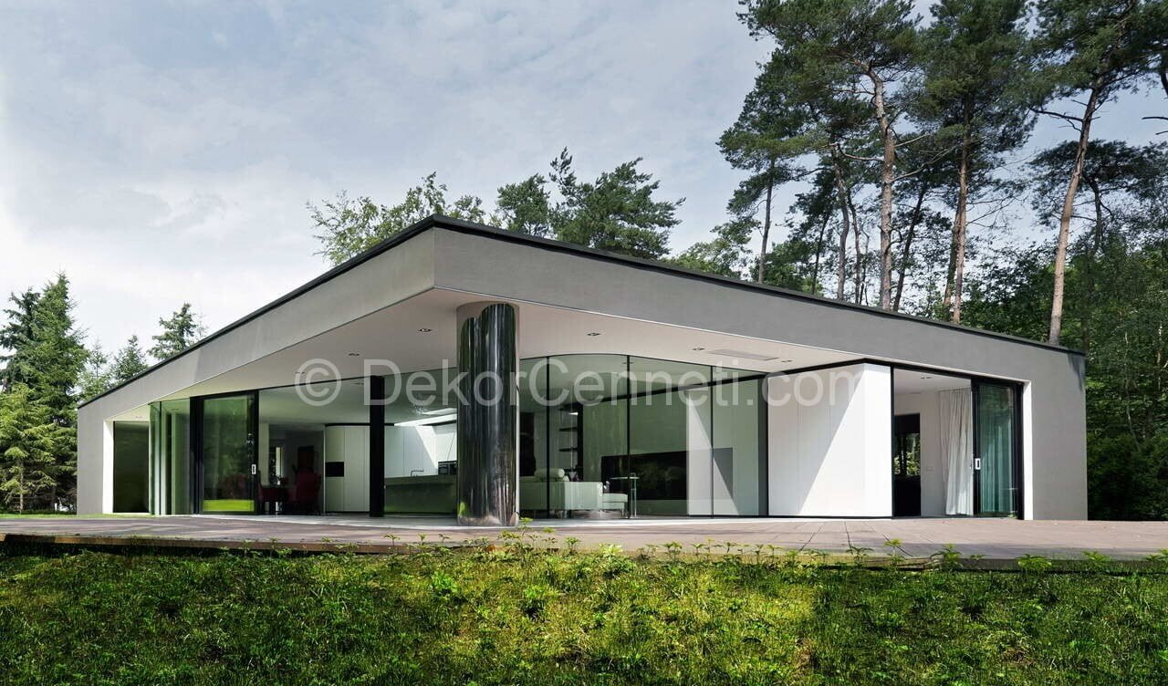 2014 villa mimari Galeri