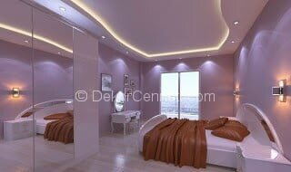 2014 yatak odası asma tavan Resimleri