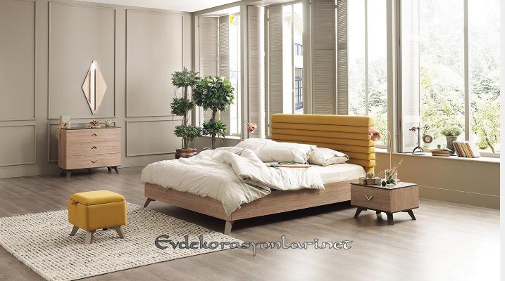 2018 enza home luce yatak odasi takimi modeli