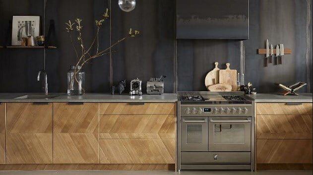 2018 modern mutfak dekorasyon trendleri