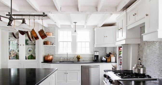 2018 modern mutfak fikirleri