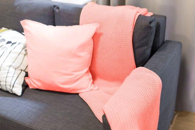 2019 Pantone Living Coral Rengi İle Dekorasyon Önerileri