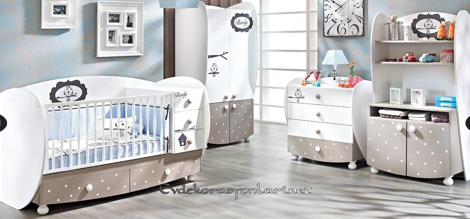 2019 dogtas mobilya bebek odasi modelleri