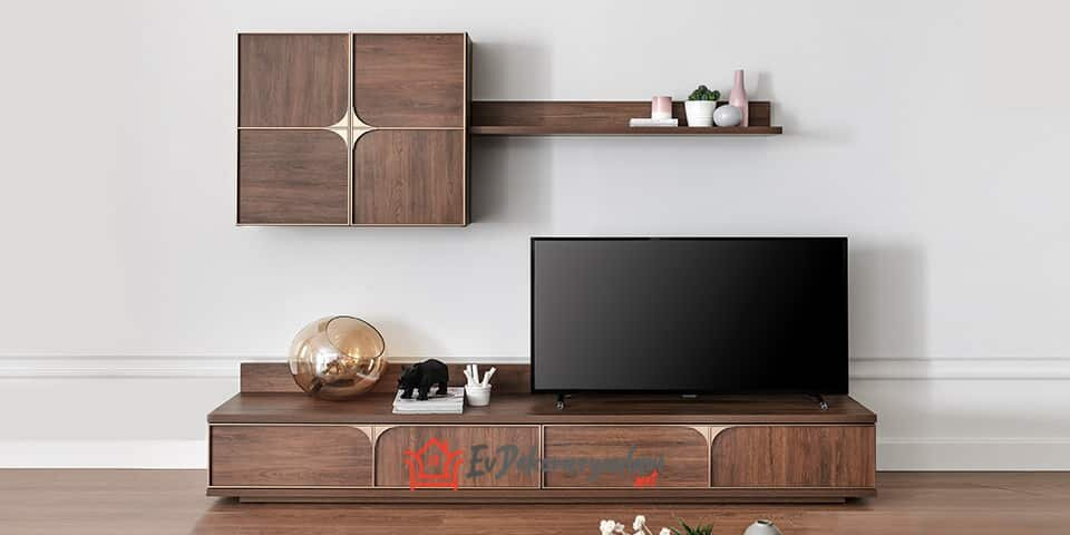 2019 dogtas mobilya gold tv unitesi modeli