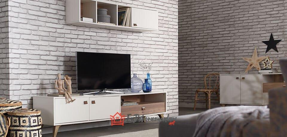 2019 dogtas mobilya mayer tv unitesi modeli