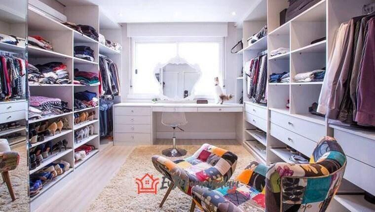 2019 giyinme odasi dekorasyon modelleri
