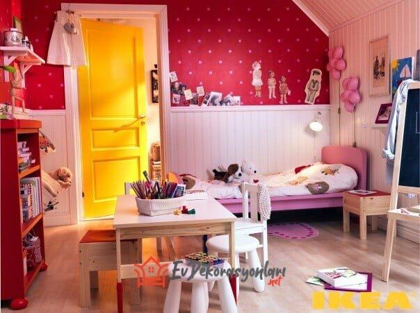 2019 Pratik Kullanışlı İkea Çocuk Odaları