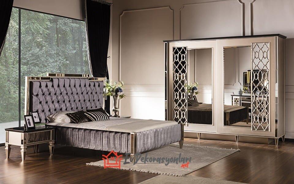 2019 luks yatak odasi takimi modeli
