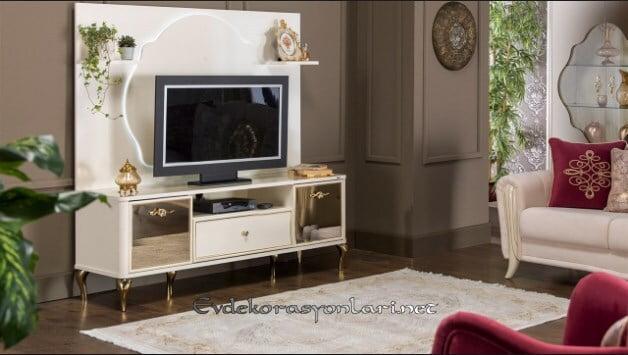 2019 mondi mobilya lorenz tv unitesi modeli