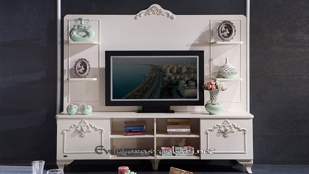 2019 mondi mobilya tv unitesi modelleri