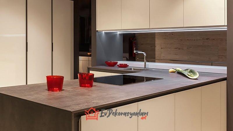2019 mutfak tezgah modelleri