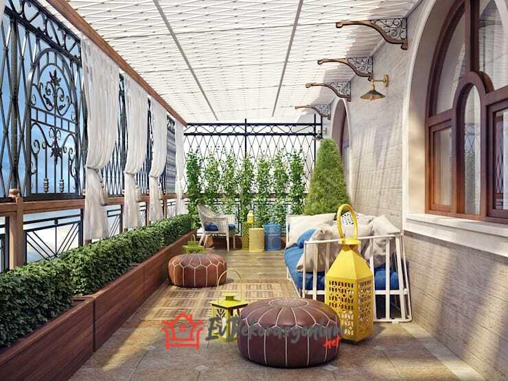 2019 veranda dekorasyon modelleri