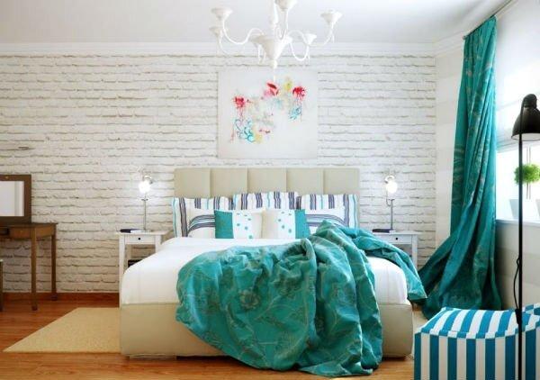 2019 Yeni Trend Yatak Odası Dekorasyon Renkleri