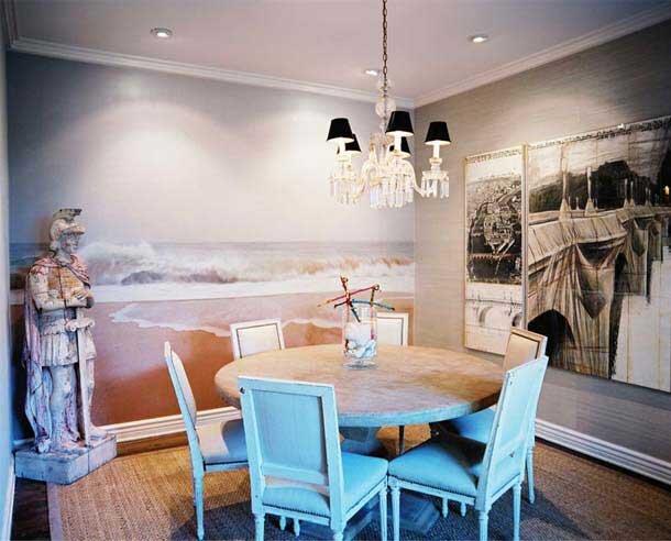 2019 Güzel Ve Rahat Yemek Odası Dekorasyon Fikirleri