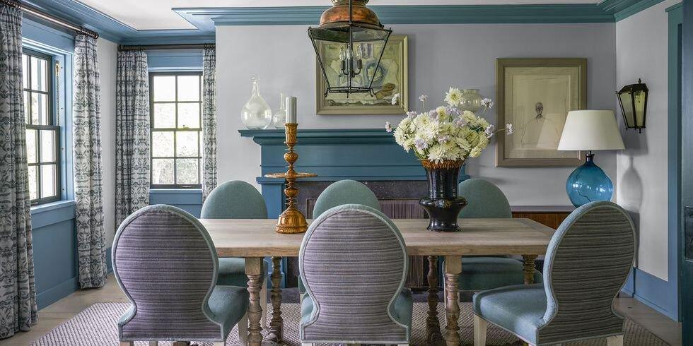 2019 yemek odasi dekorasyon modelleri