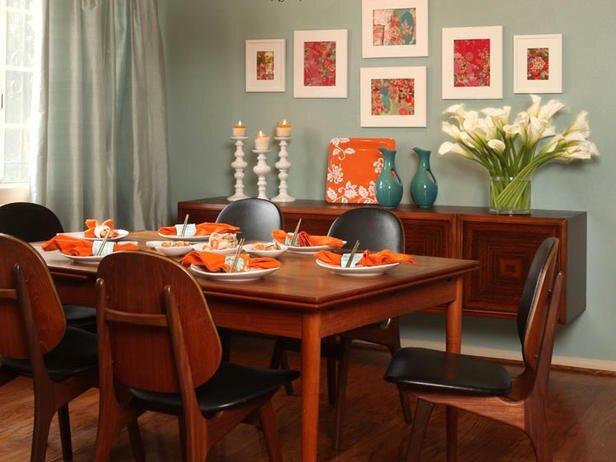 2019 yemek odasi dekorasyon onerileri