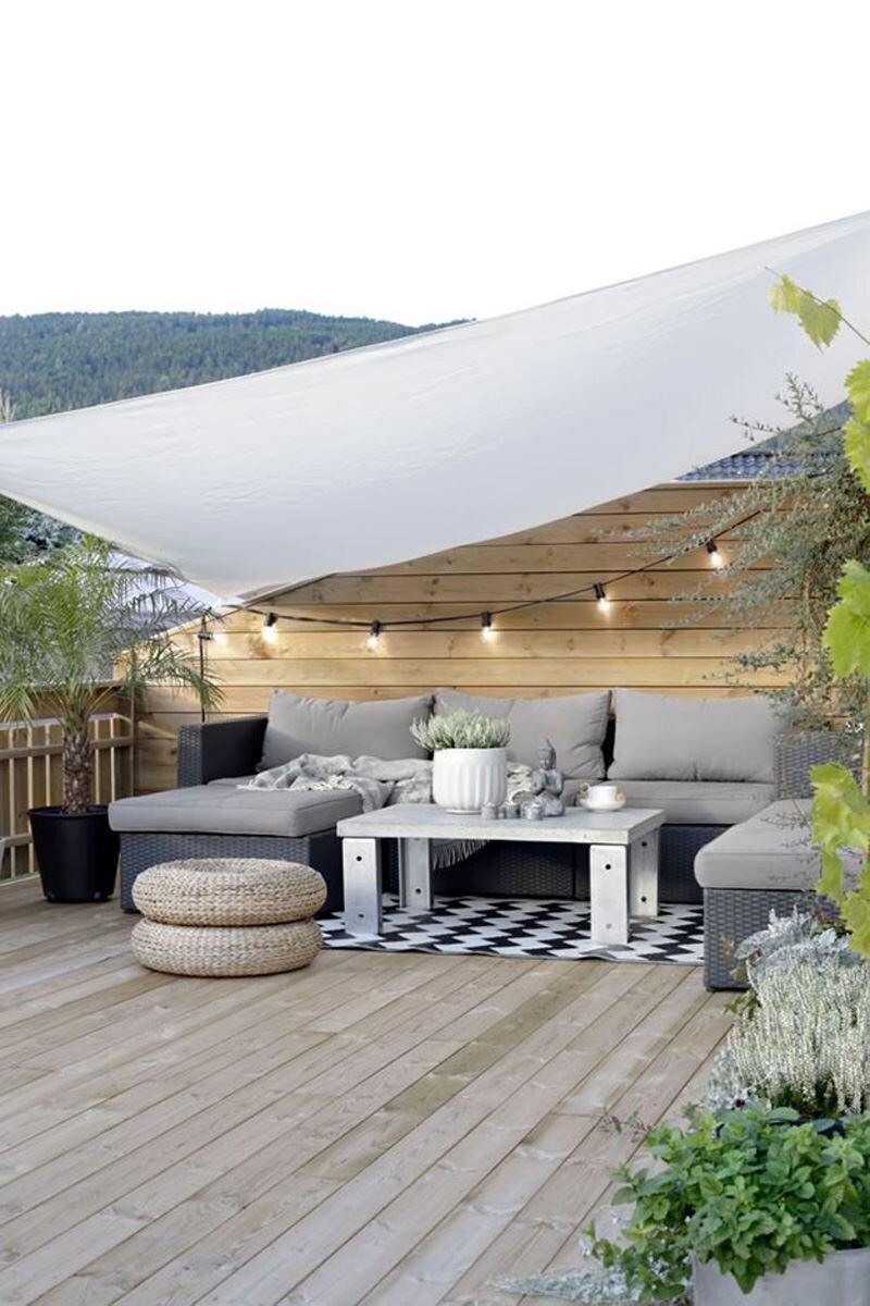 2021'de İçinizi Isıtacak Balkon Teras Önerileri