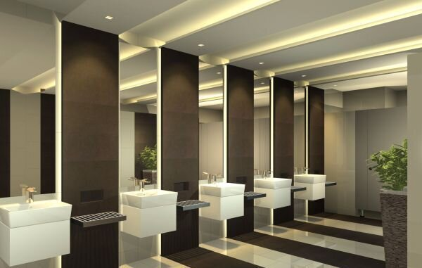 Kıskandıracak Türden 3D Banyo Dekorasyon Modelleri