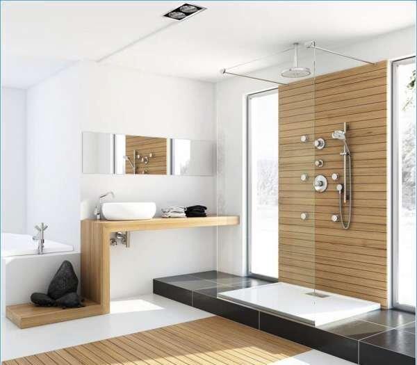ahsap-detayli-banyo-dekorasyonları