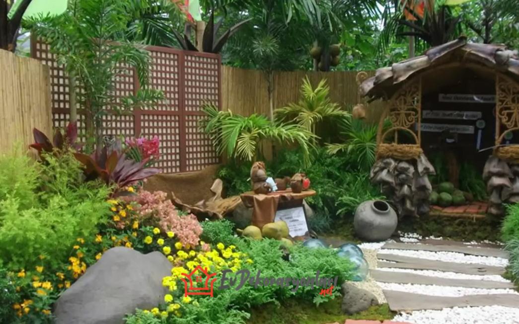 Bahçe Dekorasyonu Nasıl Yapılır?