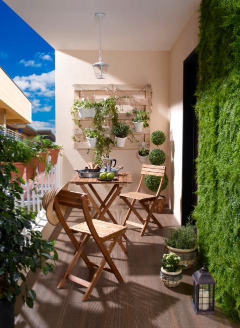 Balkon Tasarımları ile Farkınızı Ortaya Koyun!