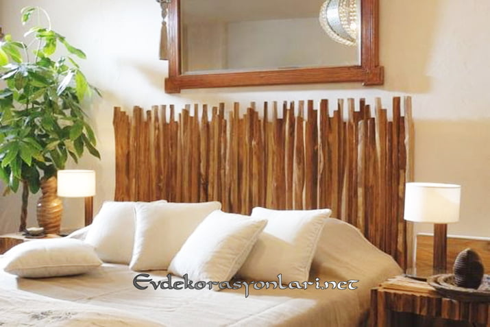 bambu yaratici yatak basi modeli