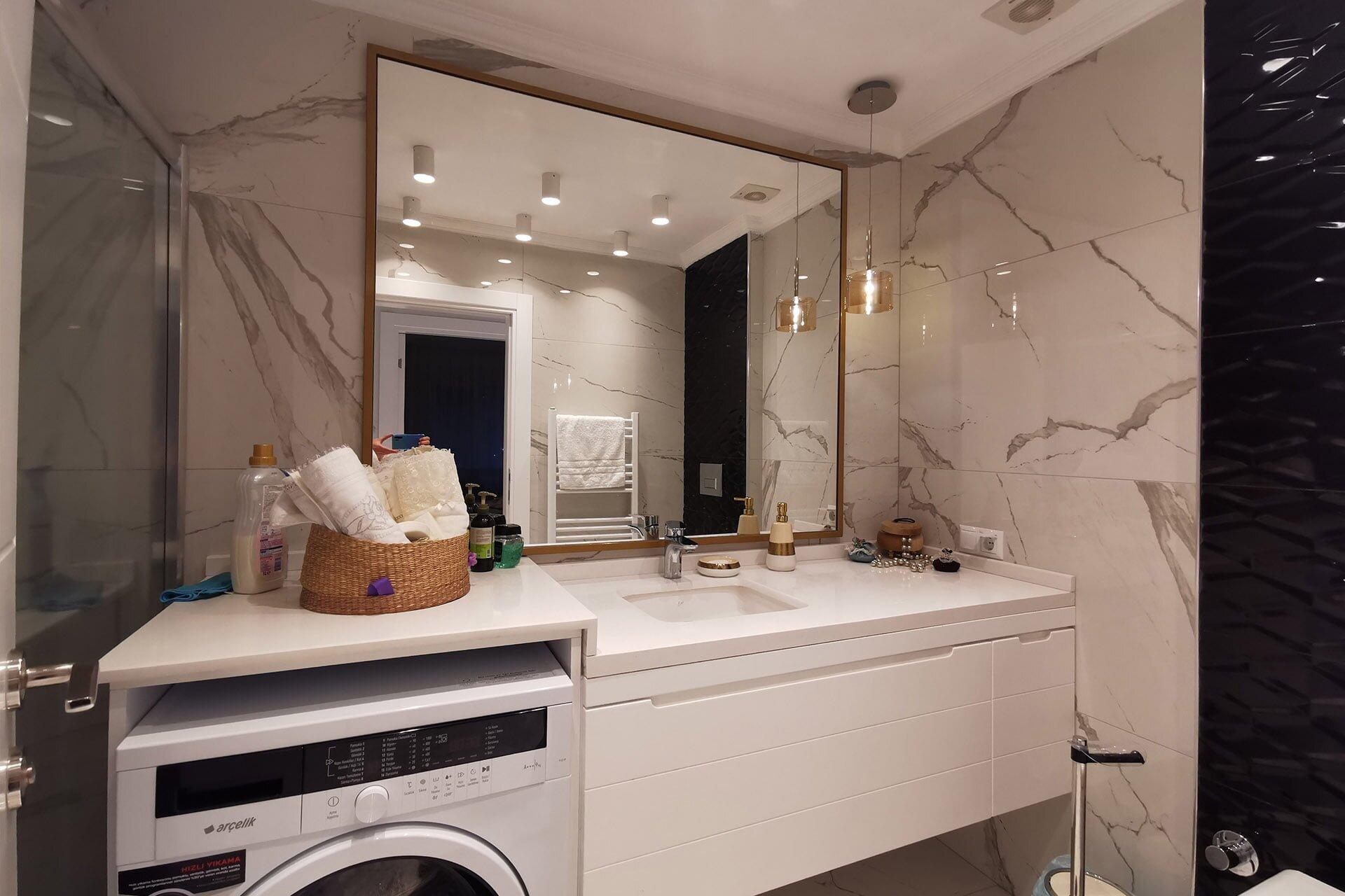 Banyo Dekorasyonu Fikirleri ve Detayları