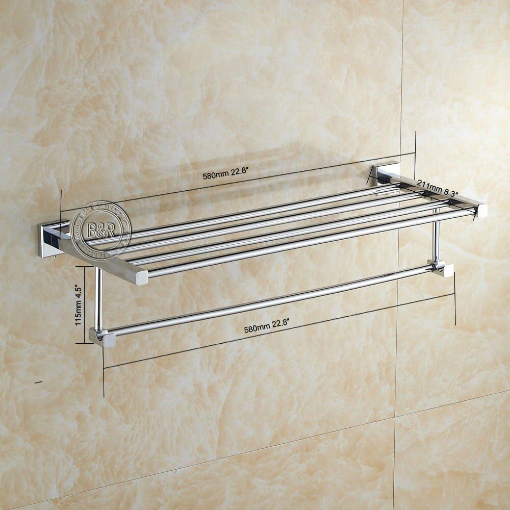 Banyo Havluları İçin Askı Modelleri Fikirleri