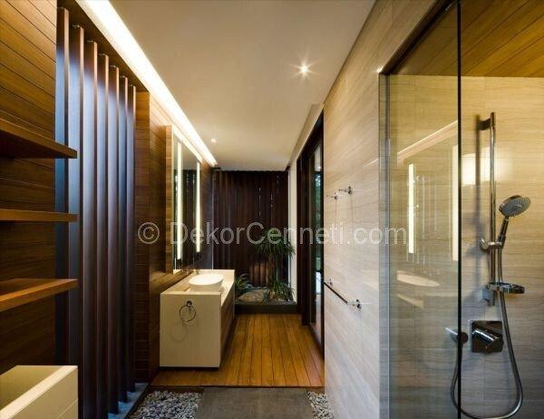 banyolarda doğal taş kullanımı