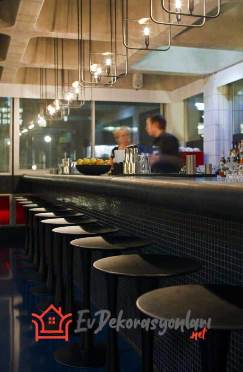Farklı Pub Bar Dekorasyonları