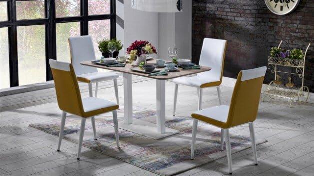2019 Rahat Ve Kullanışlı Bellona Mutfak Masası Modelleri
