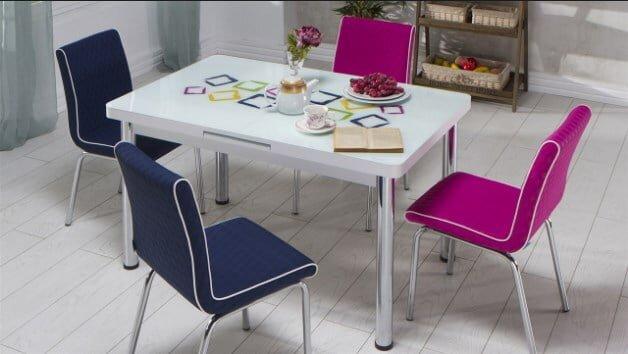 bellona mobilya color mutfak masasi takimi modeli 2019