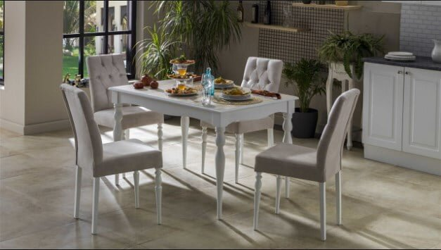 bellona mobilya nesta mutfak masa takimi modeli 2019