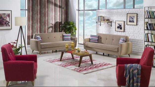 bellona mobilya nora major koltuk takimi modeli