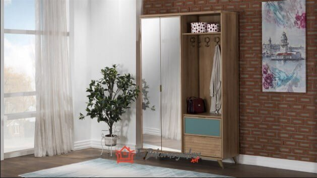 bellona mobilya vienza portmanto modeli