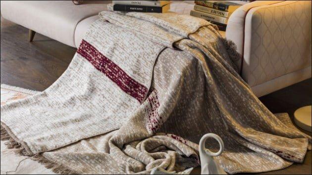 bellona softy ritim battaniye modeli