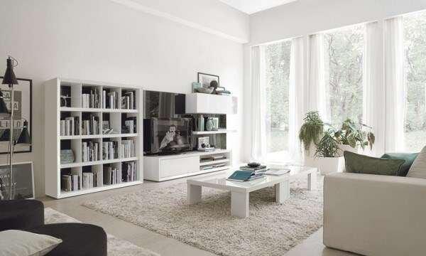beyaz-salon-dekorasyonunda-duvar-kaplama-ornekleri