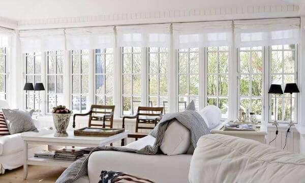 beyaz-yazlik-ev-dekorasyon-fikirleri
