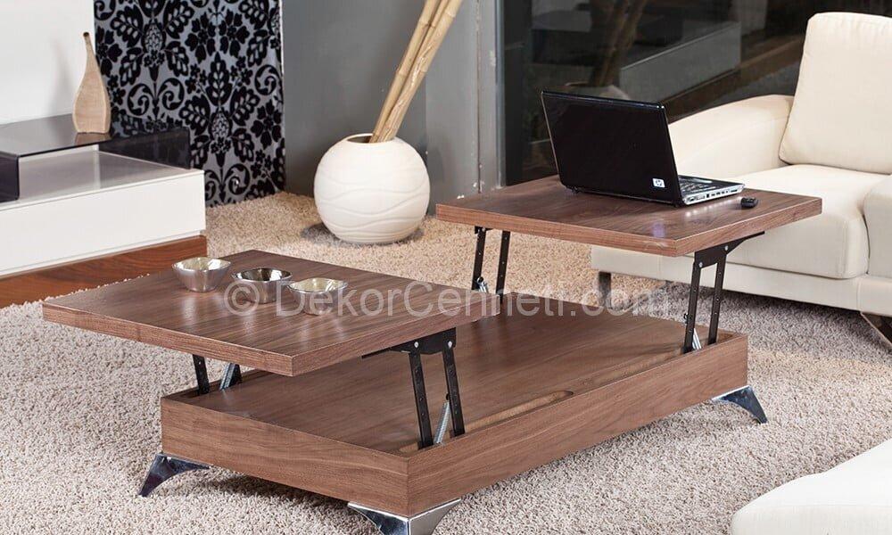 bilgisayar masası olabilen orta sehpa modelleri