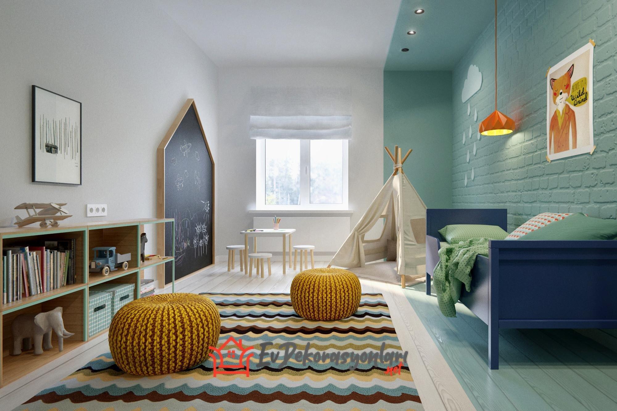 Çocuk Odası Nasıl Dekore Edilir ?