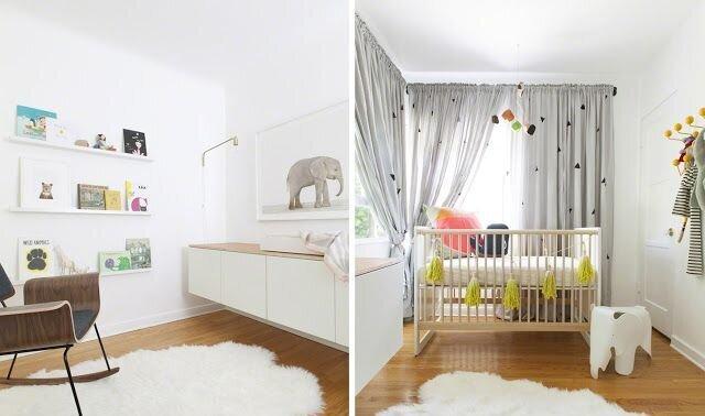 çocuk odası dekorasyon örnekleri