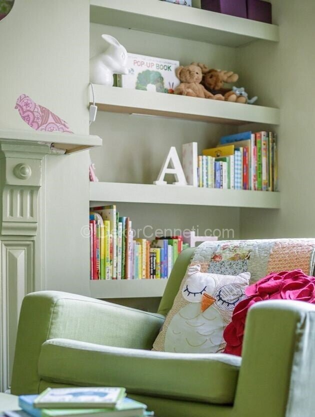 çocuk odası dekorasyonu