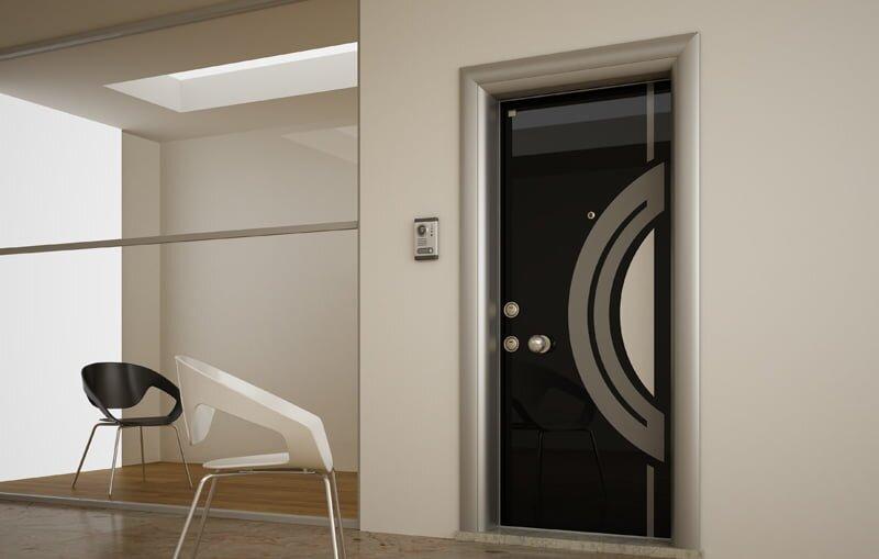 özel tasarım çelik kapı modelleri